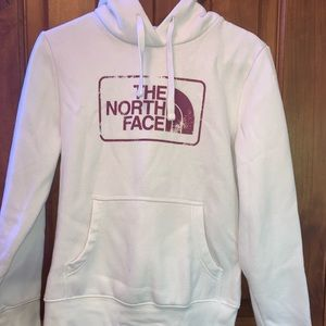 North Face Hoodie Sweater